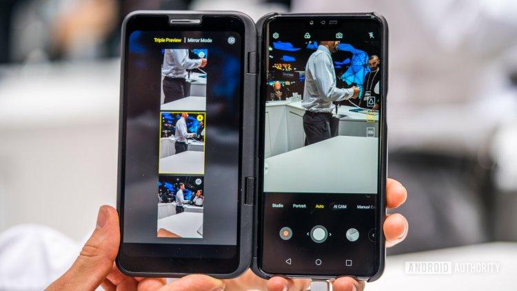 LG V50 5G 10