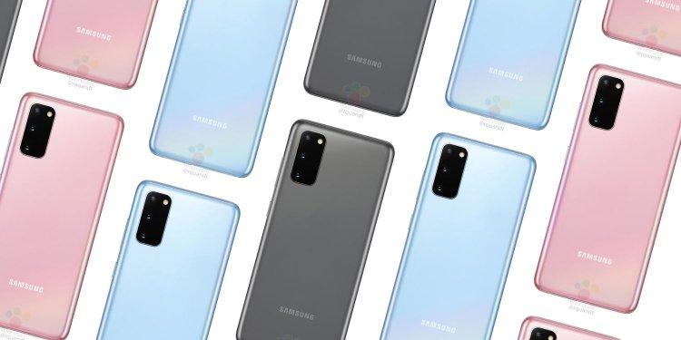 Samsung Galaxy S20 wallpaper