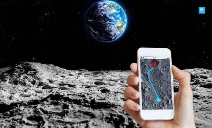 روکیدا - آیا امکان استفاده از جیپیاس روی ماه وجود دارد؟ - فضا, ناسا, چی پی اس