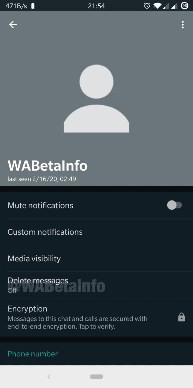 آیا در نهایت قابلیت پیامهای خود محوشونده به واتساپ خواهد آمد؟