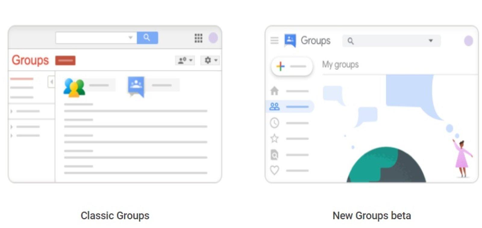 آیا گروههای گوگل هنوز وجود دارند؟