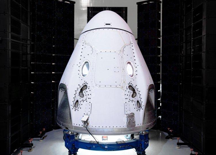اسپیس ایکس از سال آینده گردشگران فضایی را به ایستگاه فضایی بینالمللی میبرد 1