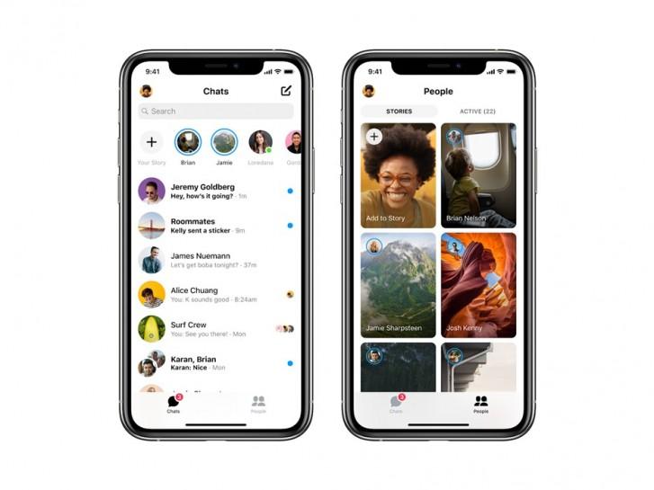 اپلیکیشن مسنجر فیسبوک برای iOS چه تغییری کرده است؟