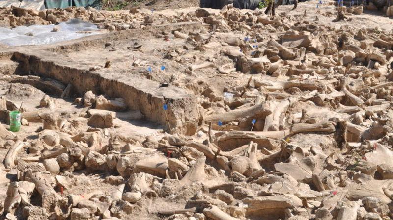 با این بنای به جا مانده از عصر یخی که جنسی از استخوان ماموت دارد آشنا شوید