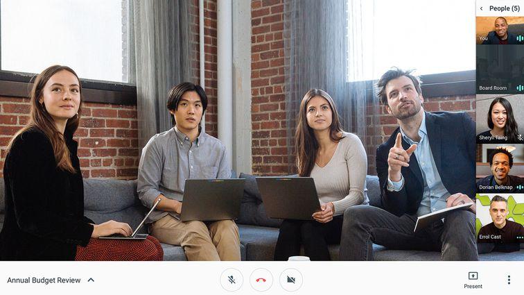 با بهترین اپلیکیشنها برای تماس تصویری و ویدئو کنفرانس هنگام دورکاری در خانه آشنا شوید