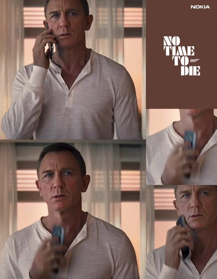 تریلر فیلم جدید جیمز باند گوشی Nokia 8.2 5G را نشان میدهد