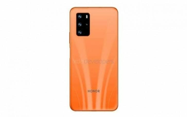 تصاویر جدید گوشی آنر 30 اس رنگ و آرایش دوربین آن را نشان میدهند