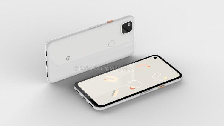 تصویر جدید گوشی Pixel 4a گوگل به بیرون درز کرد