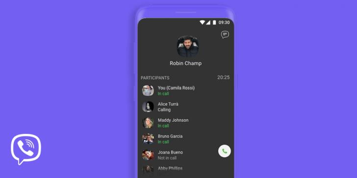 تغییر جدید اپلیکیشن وایبر به فاصلهگیری اجتماعی کمک میکند