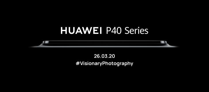تیزر رسمی گوشی P40 هوآوی خبر از برآمدگی قابل توجه دوربین میدهد