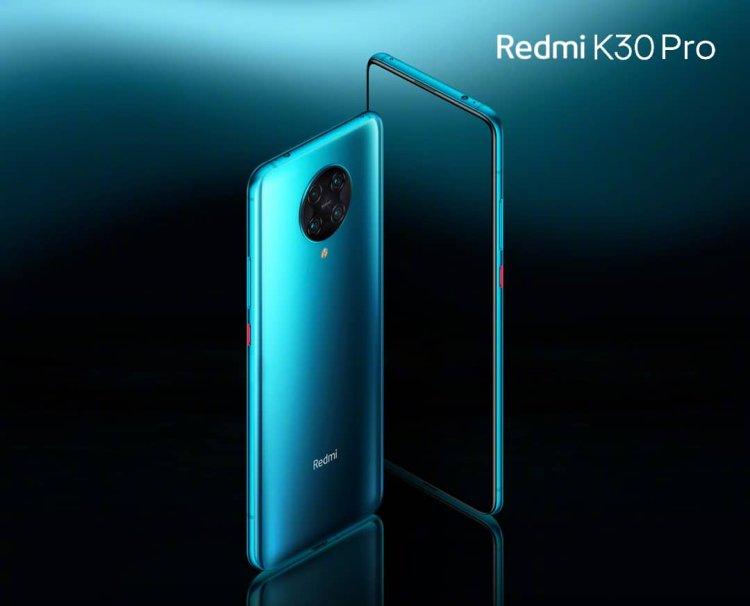 دو گوشی Remi K30 Pro رسما معرفی شدند؛ ارزانترین پرچمدارها؟
