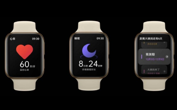 ساعت هوشمند اوپو به اسم Oppo Watch معرفی شد