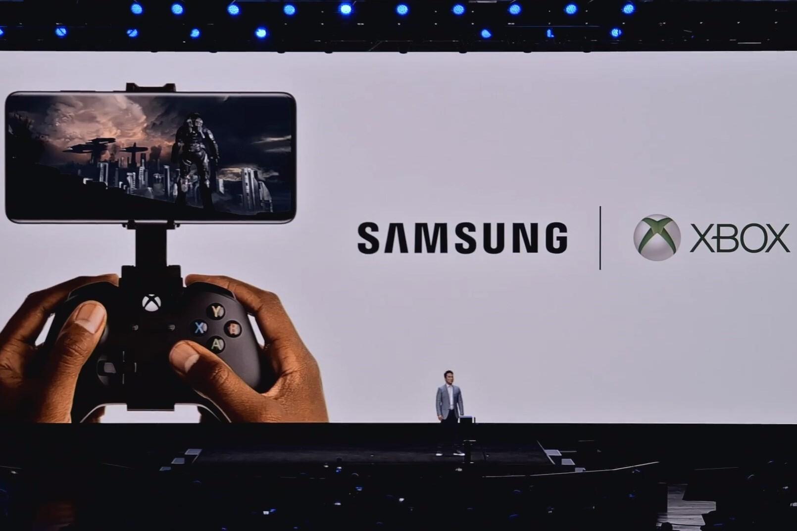 سامسونگ برای گوشیهای گلکسی یک گیمپد جدید خواهد ساخت؟