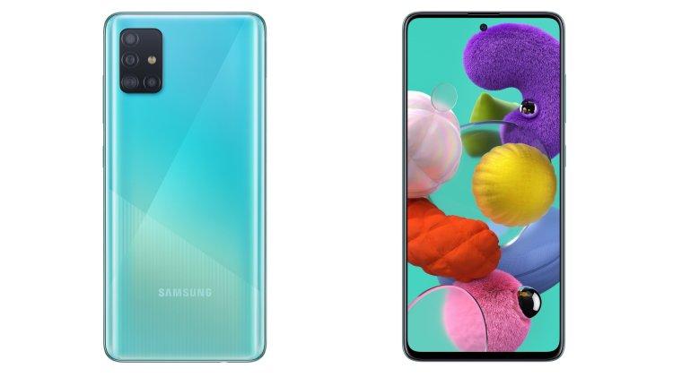 سامسونگ به زودی گوشی گلکسی A51 5G را معرفی میکند