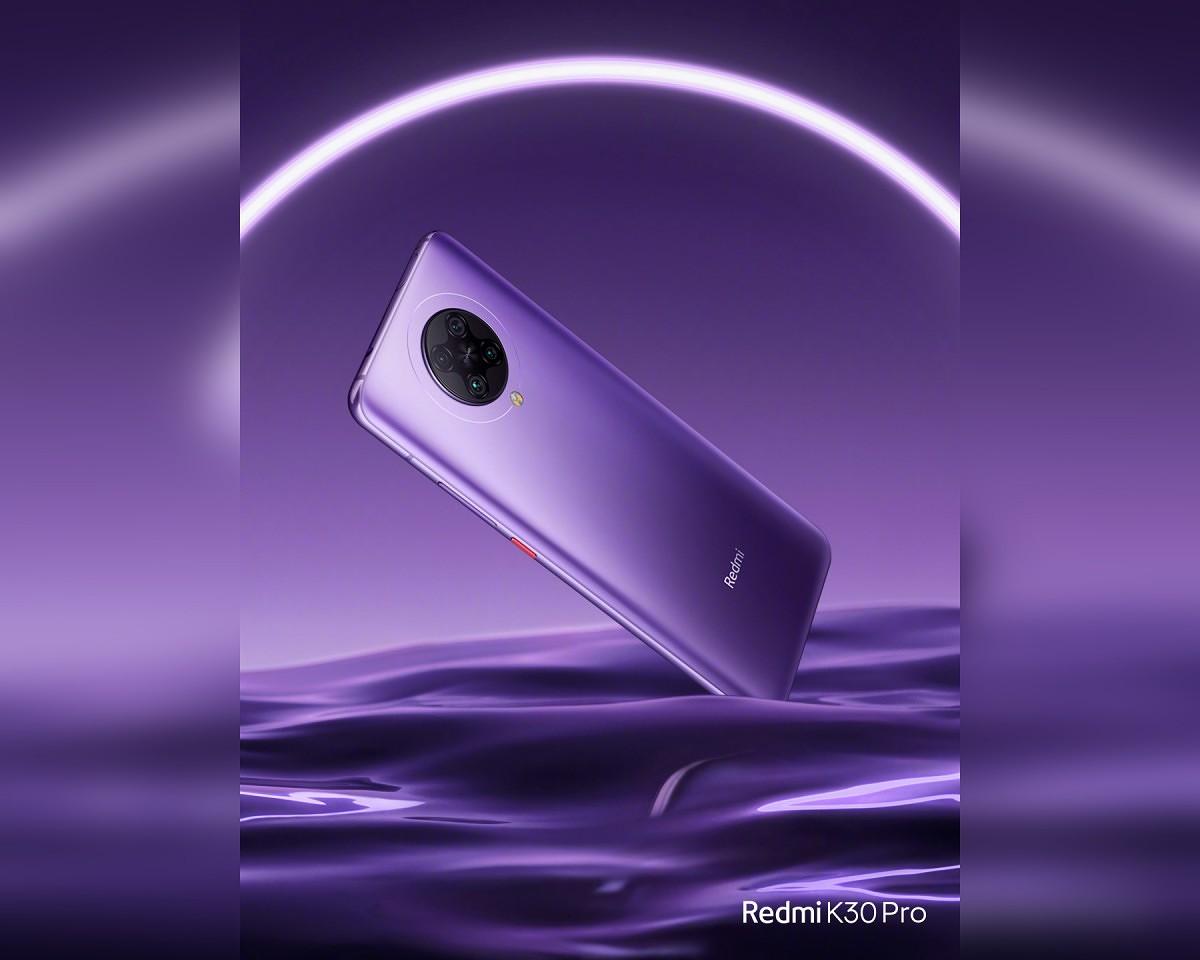 طراحی مادربورد گوشی Redmi K30 Pro شاهکار مهندسان ردمی را نشان میدهد