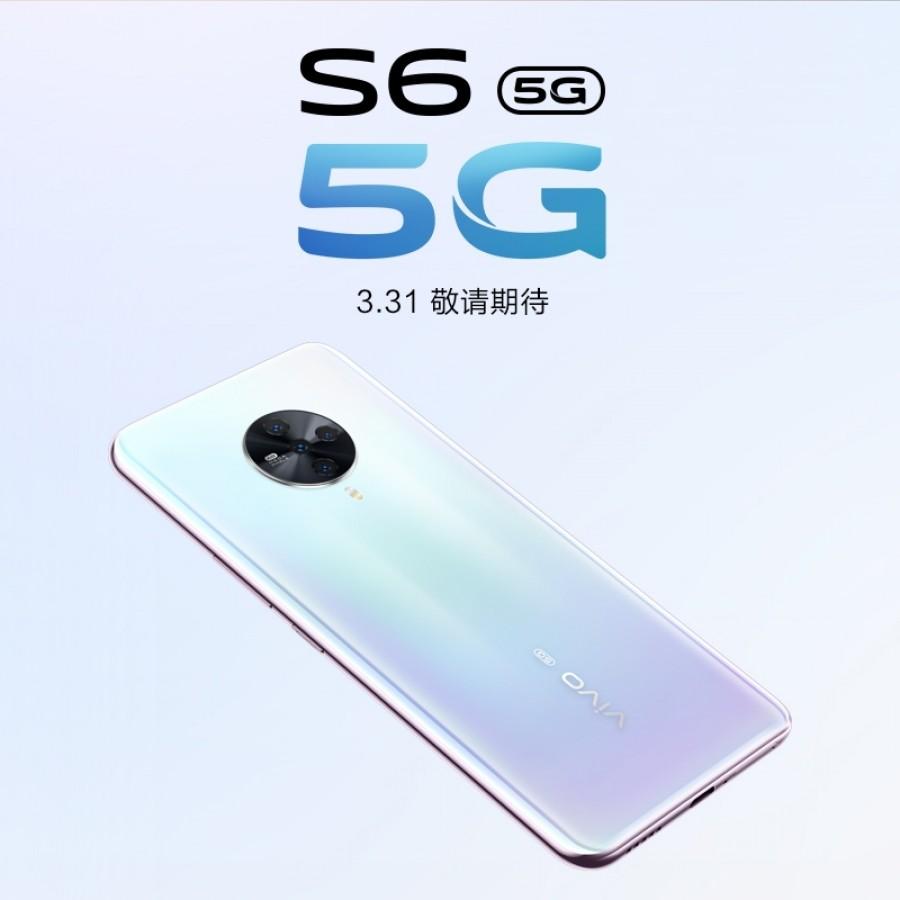 طراحی و مشخصات دوربین گوشی vivo S6 5G مشخص شد 2