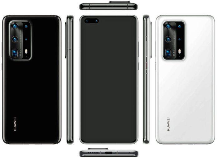 مشخصات دوربین گوشی P40 Premium Edition هوآوی لو رفت 2
