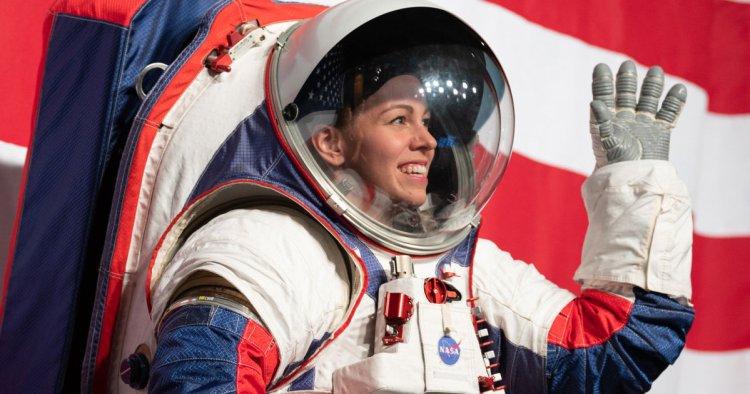 فضانورد پس از 4 سال فضانورد جدید استخدام میکند