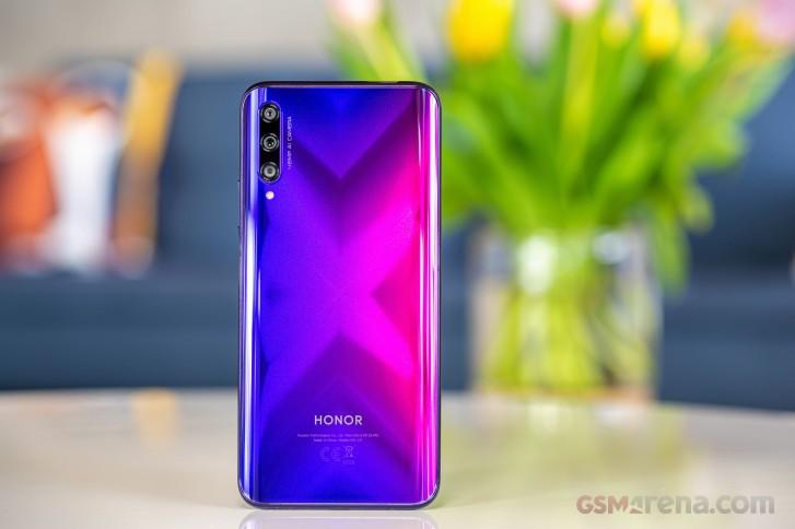 نقد و بررسی گوشی Honor 9X Pro