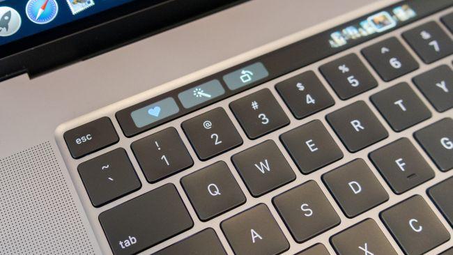 نوار لمسی مکبوک جدید اپل چه تفاوتی خواهد کرد؟