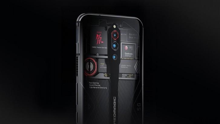 پوستر رسمی گوشی nubia Red Magic 5G منتشر شد