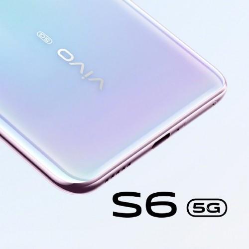 پوستر رسمی گوشی vivo S6 5G منتشر شد