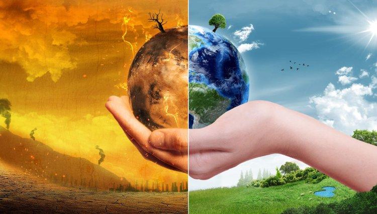 چرا برای جلوگیری از افزایش دمای زمین باید بیشتر تلاش کنیم؟ 1