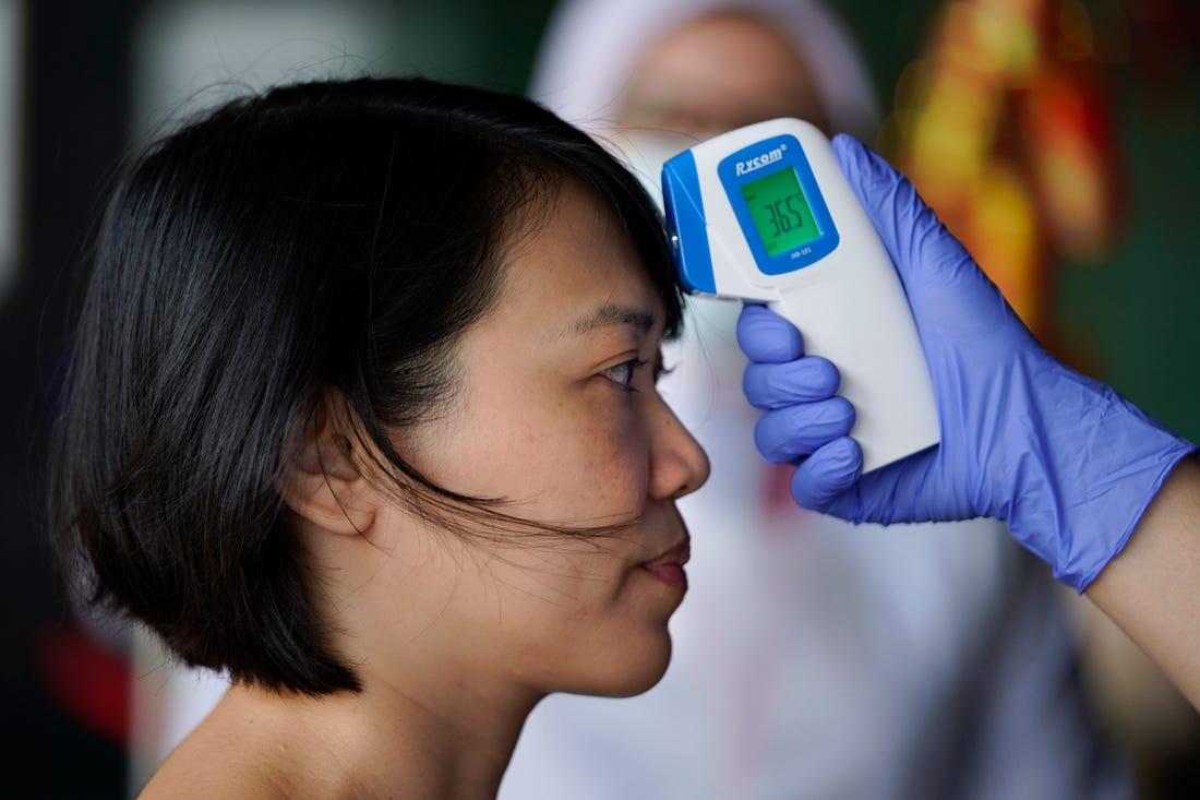 چقدر طول میکشد تا علایم بیماری ویروس کرونا ظاهر شود؟