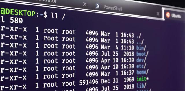 کرنل داخلی لینوکس ویندوز 10 به زودی در دسترس همه قرار خواهد گرفت