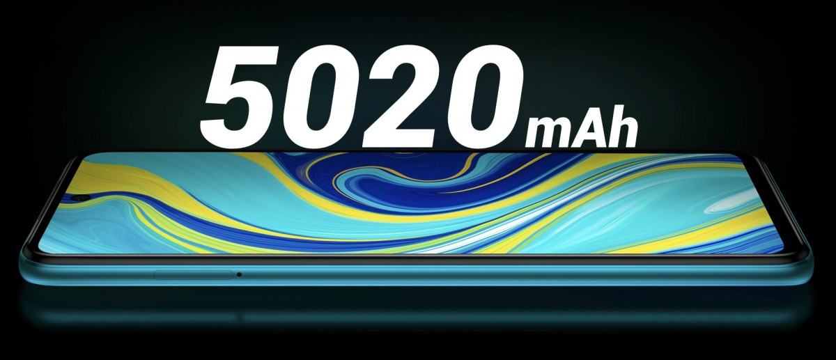 گوشی ردمی نوت 9 پرو مکس با نمایشگر بزرگ 6.67 اینچی معرفی شد