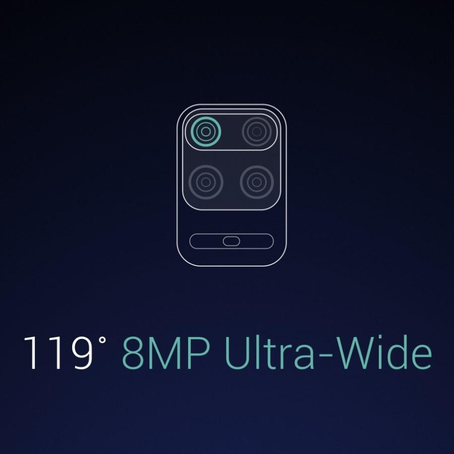 ردمی نوت 9 پرو مکس با نمایشگر بزرگ 6.67 اینچی معرفی شد 8