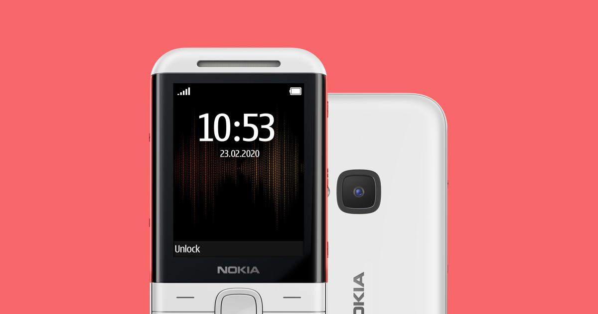 گوشی موبایل نوکیا Nokia 5310 (2020)
