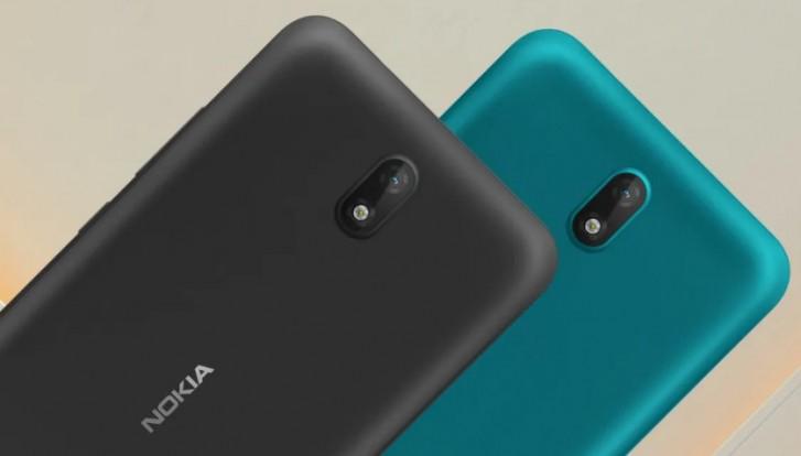 گوشی نوکیا C2 معرفی شد