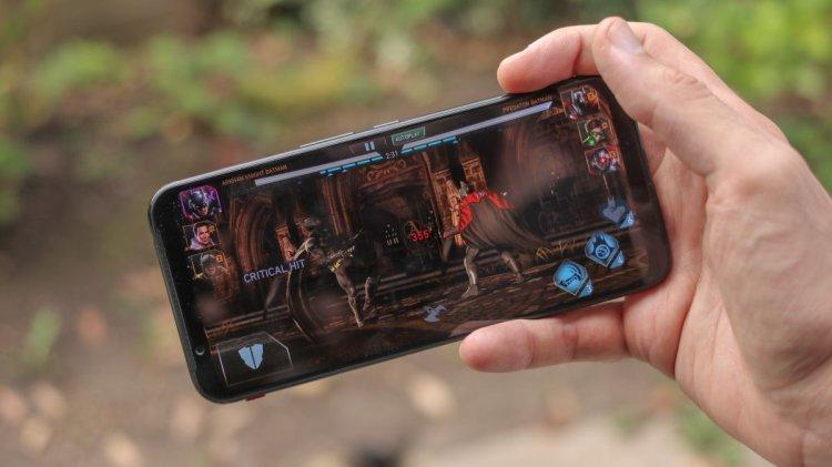گوشی گیمینگ Red Magic 5G برای نشستن روی تخت سلطنت میآید؟ 1 1