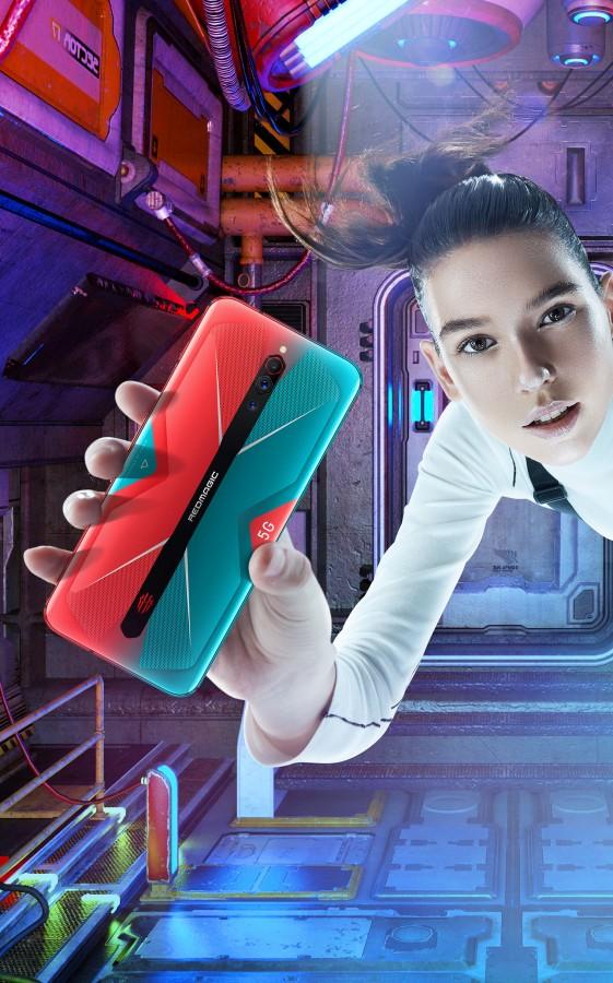 گوشی گیمینگ Red Magic 5G برای نشستن روی تخت سلطنت میآید؟ 3