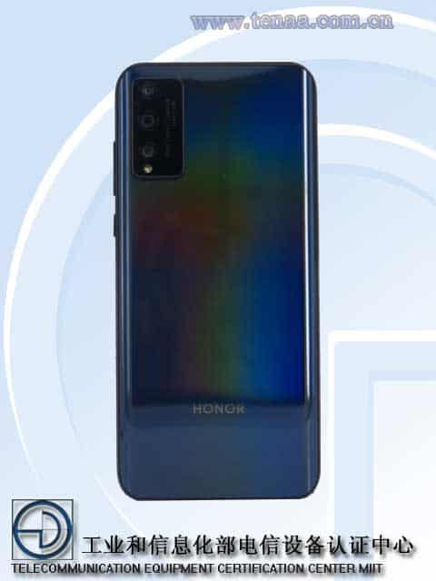 گوشی Honor 30 Lite در دیتابیس TENAA ظاهر شد؛ به همراه تصاویر 4
