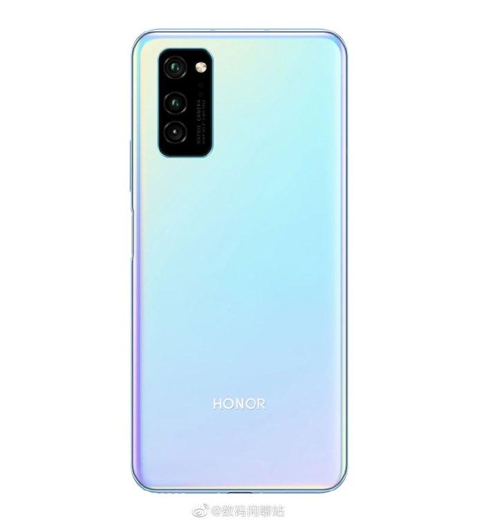 گوشی Honor 30s یک حسگر دوربین سفارشی و بزرگ دارد 2