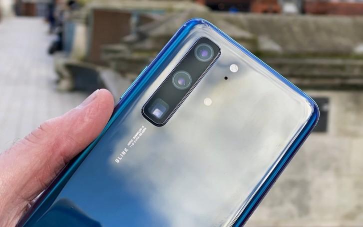 گوشی P40 هوآوی چه نوع طراحی دارد؟