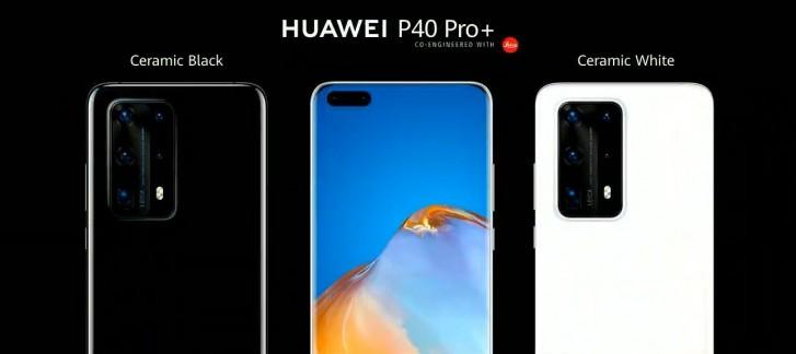گوشی P40 Pro هوآوی معرفی شد؛ چشمک غول چینی به اس 20 اولترا سامسونگ 5