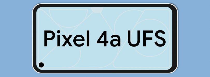 گوشی Pixel 4a حافظه داخلی سریعتر خواهد داشت