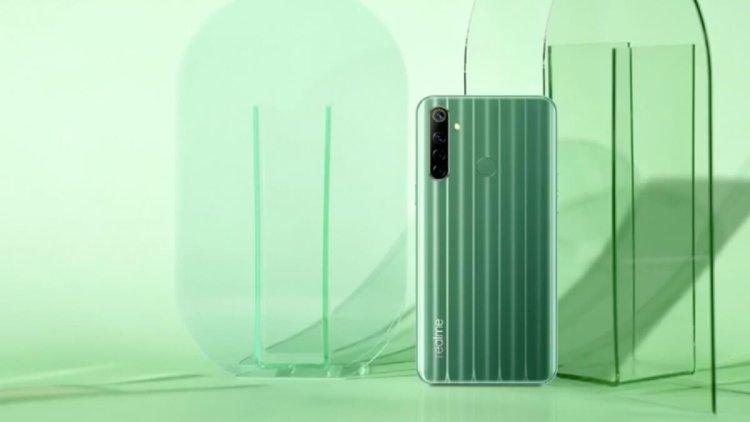 گوشی Realmi 6i معرفی شد؛ دوربین چهارگانه و باتری 5000 میلیآمپر ساعت 7