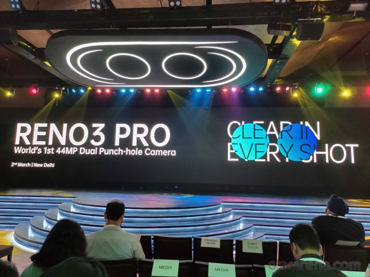 گوشی Reno3 Pro اوپو رسما معرفی شد