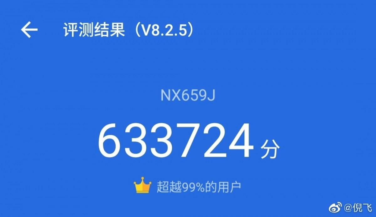 گوشی nubia Red Magic 5G رکورد بنچمارک Antutu را شکست