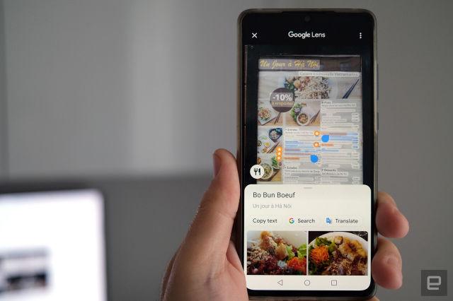 گوگل مپس غذاهای محبوب یک رستوران را معرفی میکند