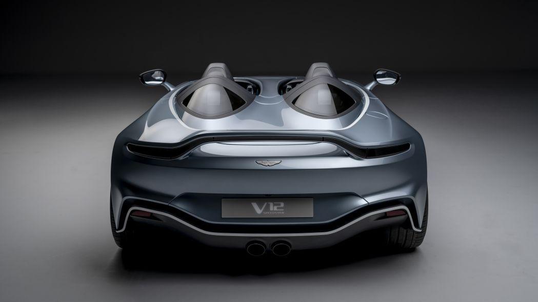 Aston Martin V12 Speedster 16