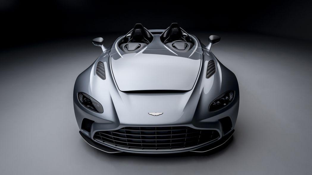 Aston Martin V12 Speedster 2