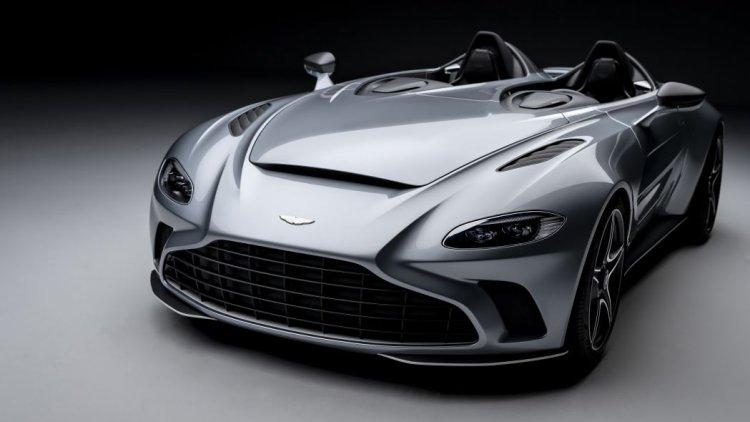 Aston Martin V12 Speedster 3 1