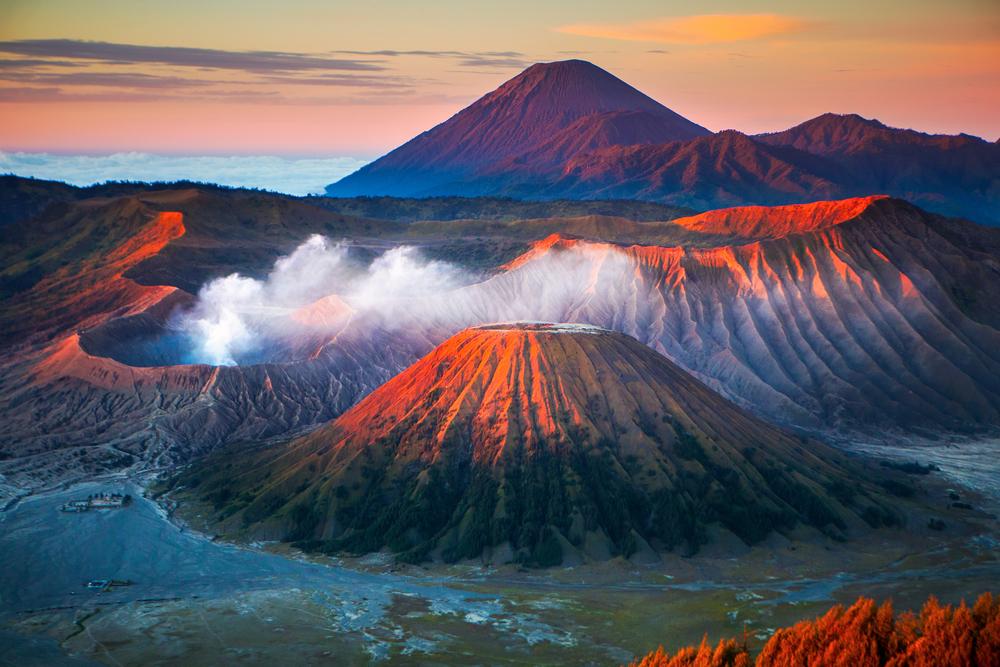 روکیدا - با 10 آتشفشان خیره کننده جهان آشنا شوید - محیط زیست