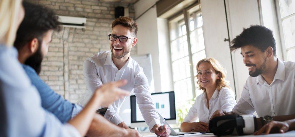 سه استراتژی موثر برای ساخت یک فرهنگ سازمانی قدرتمند.