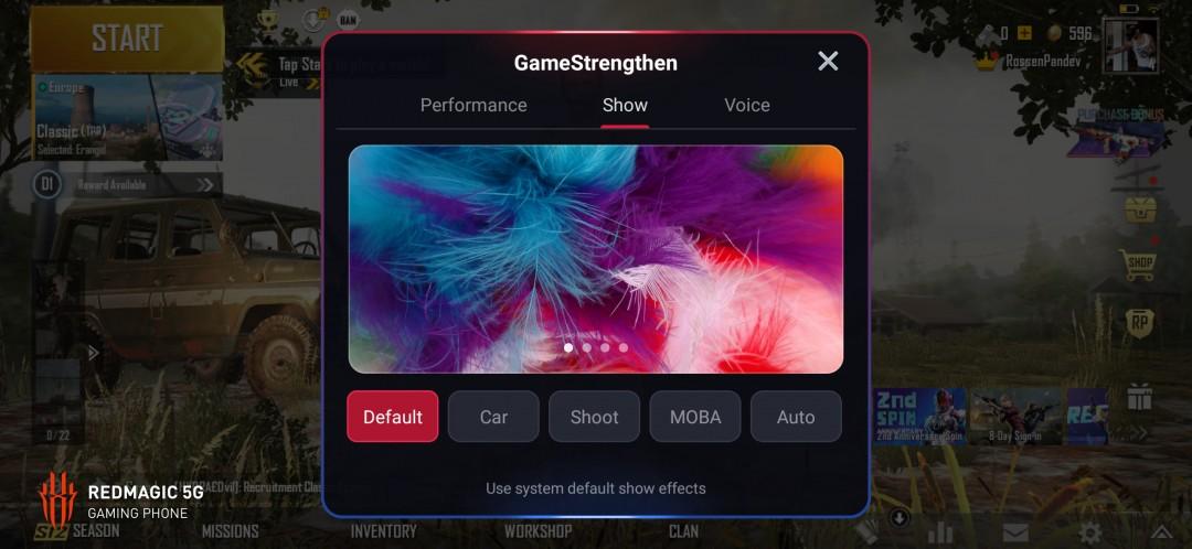 و نقد جامع گوشی رد مجیک 5G نوبیا به همراه نمونه تصاویر دوربین؛ یک گوشی گیمینگ متفاوت 36